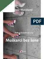 Haruki Murakami - Muškarci Bez Žene