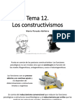 Los Constructivismos (Vol. 12)