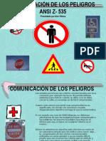 Comunicacion de Los Peligros HAZCOM
