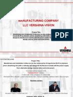 Vershina Project