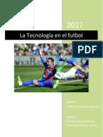 Proyecto de la Tecnologia en el futbol Soccer Revision Final.docx