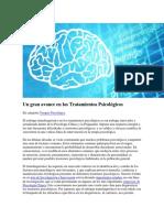 Articulos Psicologia Dsm v Tecnicas Para El Autismo