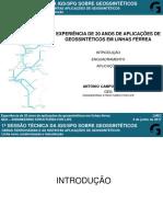 EXPERIÊNCIA DE 20 ANOS DE APLICAÇÕES DE GEOSSINTÉTICOS EM LINHAS FÉRREA_menos texto.pdf