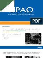 Psicologia UPAO Estuardo Mercado
