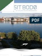 VISIT BODØ - an all year round destination