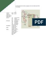 Ejemplos Microcontrolador PIC16F84A