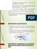 Qué Son Marketing Estratégico y Marketing Operativo Ppt
