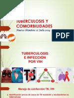 Tuberculosis y Otras Comorbilidades