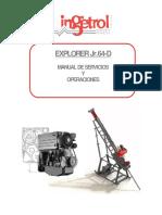 Manual de Servicio Explorer 64D