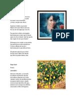 Poemas y Refranes Salvadoreños