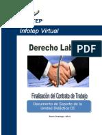 DErecho Laboral UNIDAD III