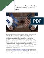 YPF_Chevrón, el mayor dolo contractual cerrado por el kirchnerismo y avalado por el macrismo.pdf