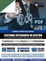 Info Curso Especializado SIG - 08 Agosto 2017