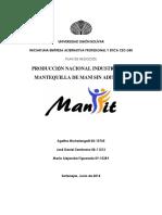 Plan de Negocio MANIFIT