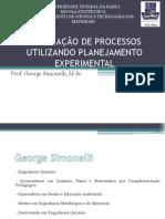 CURSO Otimização de Processos