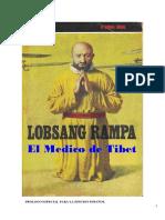 Lobsang Rampa El Medico Del Tibet