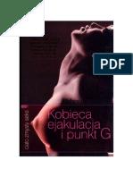Deborah Sundahl - Kobieca Ejakulacja i Punkt g