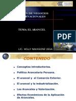 GNI SEMANA 06 El Arancel y Politica Arancelaria (1)