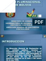 Bolivia - Centinela