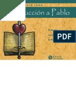 LONA, H. E., Introducción a Pablo, Claretiana, 2011