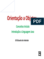 Oo_aula01- Gil Eduardo de Andrade