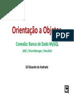 Oo_aula21- Gil Eduardo de Andrade