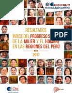 IPS de La Mujer y El Hombre en Las Regiones Del Perú