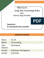 laporan kasus henoch schonlein purpura (HSP) Oleh Ahimsa Yoga Anindita