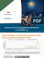 03_Informe_Precios_y_Transacciones_TXR_08_2014