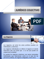 Negocio Jurídico Colectivo