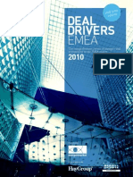 Deal Drivers EMEA H1 2010