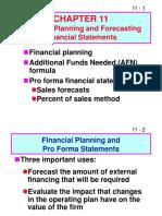 ch11  corporate finance