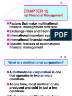 ch15  corporate finance