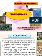 1 c Saponinas