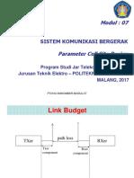 7. Materi 7 - Parameter Cell Site Design