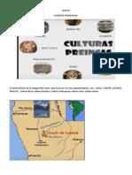 Historia 2017 Pre Incaica