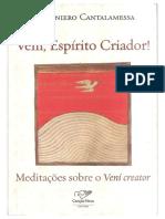 RATZINGER, J. Nota de Apresentação (Veni, Creator)