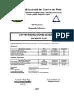 Proyeccion Social 2do Informe