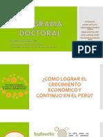 Economia Del Peru