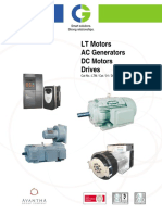 3 Phase Motor CG Catalogue