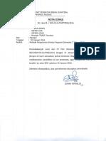 Periode Pengukuran Kinerja Pegawai Semester 2 Tahun 2015