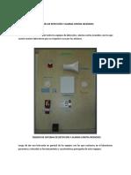 Sistemas de Detección y Alarma Contra Incendios