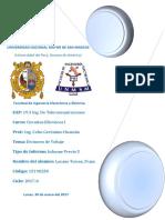 Informe Previo 5 Circuitos Eléctricos I