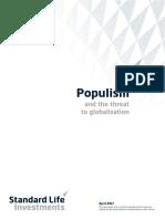 Global Populism Globalisation Paper TCM