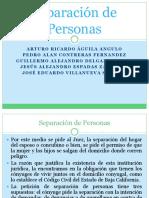 Separación de Personas (1)