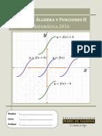 VI = Álgebra y Funciones II