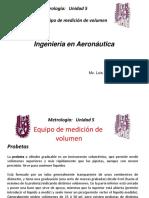 metrologia-equipo de meciones de volumes