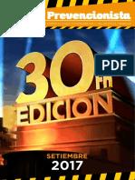 Revista El Prevencionista 30ava Edición