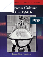 American Culture in the 1940s Full