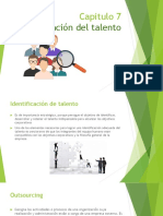 Capitulo 7 Identificacion de Talento